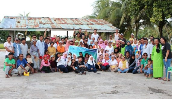 Group picture during the consultation in North Cotabato